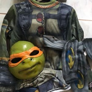 Costumes - Ninja Turtle kid Costume
